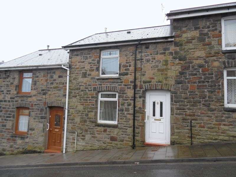 3 Bedrooms Terraced House for sale in Cardiff Street Ogmore Vale Bridgend CF32 7EW