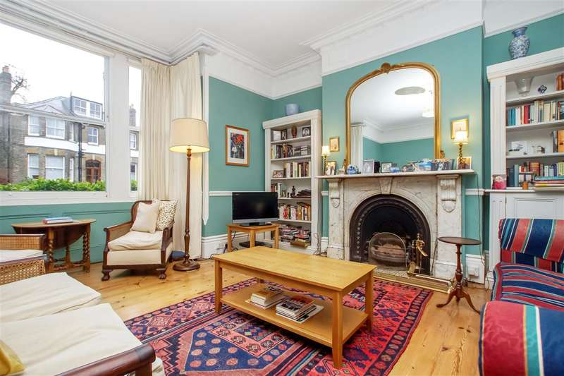 3 Bedrooms Apartment Flat for sale in Dartmouth Park Avenue, London