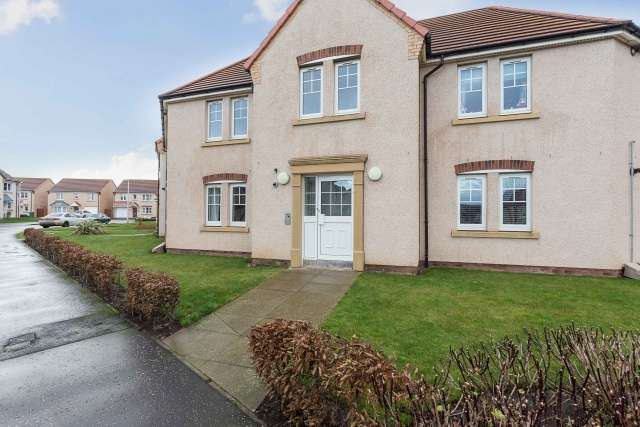 2 Bedrooms Ground Flat for sale in Suthren Yett, Prestonpans, East Lothian, EH32 9GL