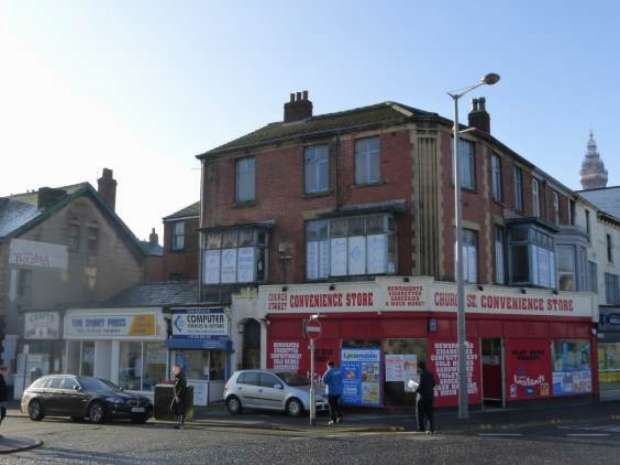 Property for sale in Church Street Central Blackpool