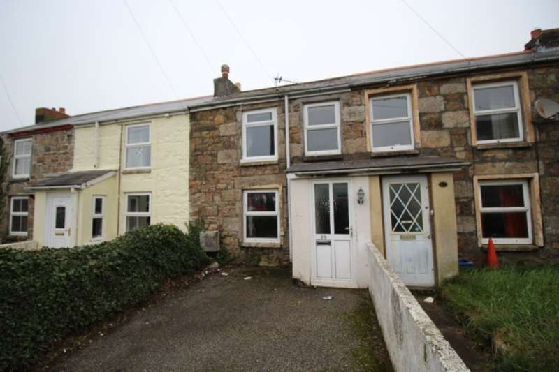 3 Bedrooms Property for sale in North Parade, Camborne, TR14