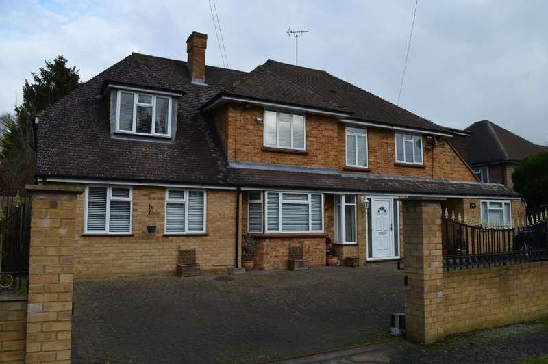 5 Bedrooms Detached House for sale in Wood Lane Close, Iver Heath, SL0