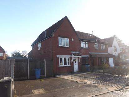 3 Bedrooms Semi Detached House for sale in Barmouth Close, Callands, Warrington, Cheshire