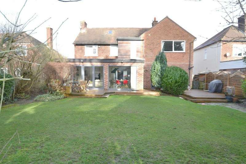 5 Bedrooms Detached House for sale in Broadway, Cheadle
