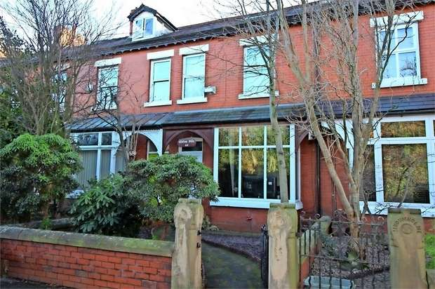 4 Bedrooms Terraced House for sale in Sandy Lane, Leyland, Lancashire