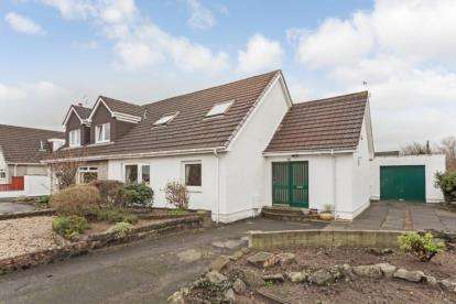 4 Bedrooms Semi Detached House for sale in Hillhouse Road, Troon