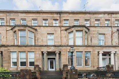 1 Bedroom Flat for sale in Hyndland Road, Hyndland