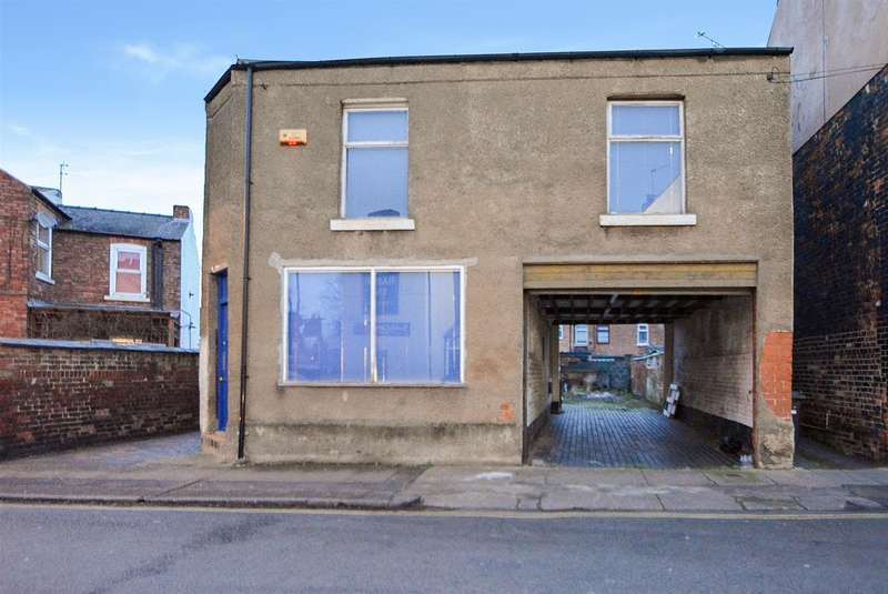 Property for sale in Nelson Street, Long Eaton