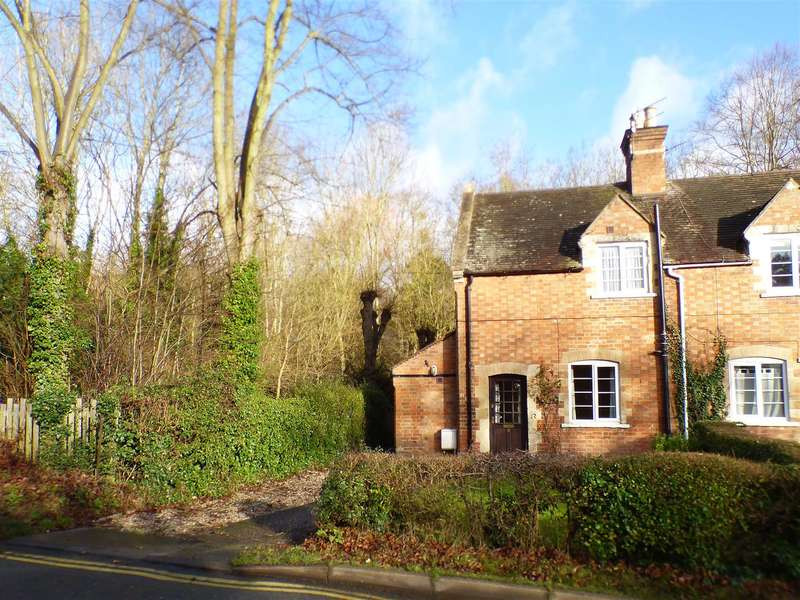 2 Bedrooms Cottage House for sale in Cottage Lane, Shottery, Stratford-Upon-Avon