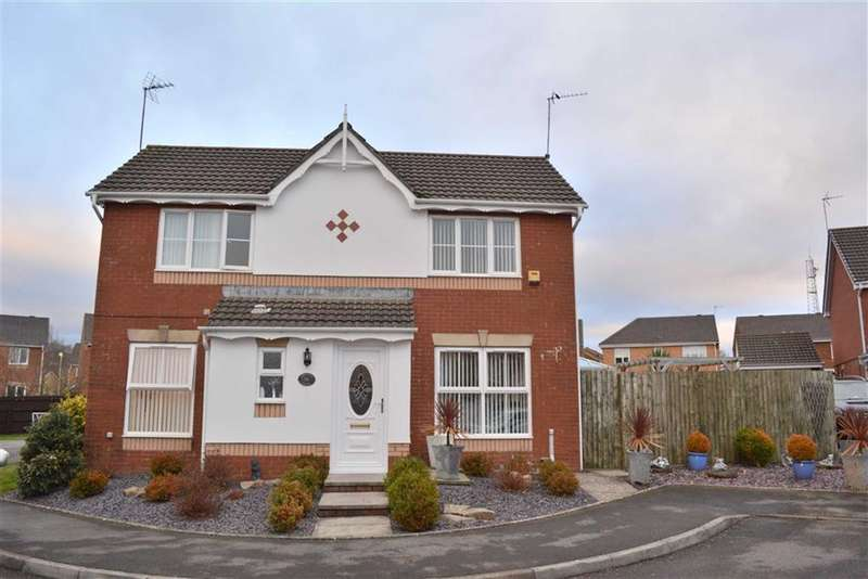 3 Bedrooms Property for sale in Limetree Close, Church Village