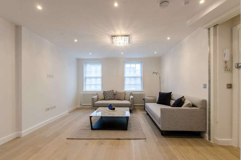 3 Bedrooms Flat for sale in Clapham Road, Oval, SW9