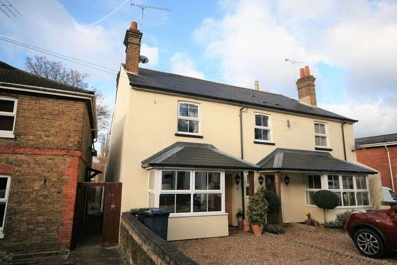 2 Bedrooms Semi Detached House for sale in Abbey Street, Farnham