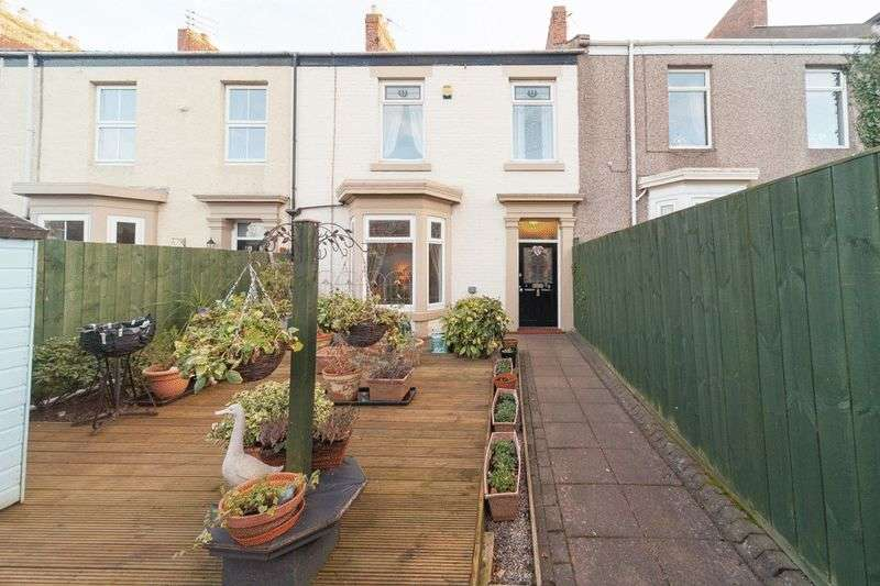 5 Bedrooms Terraced House for sale in Bondicar Terrace, Blyth