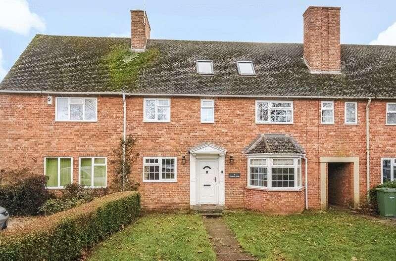5 Bedrooms Terraced House for sale in Cheyney Walk, Abingdon