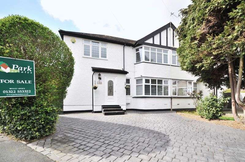 3 Bedrooms Semi Detached House for sale in Murchison Avenue, Bexley