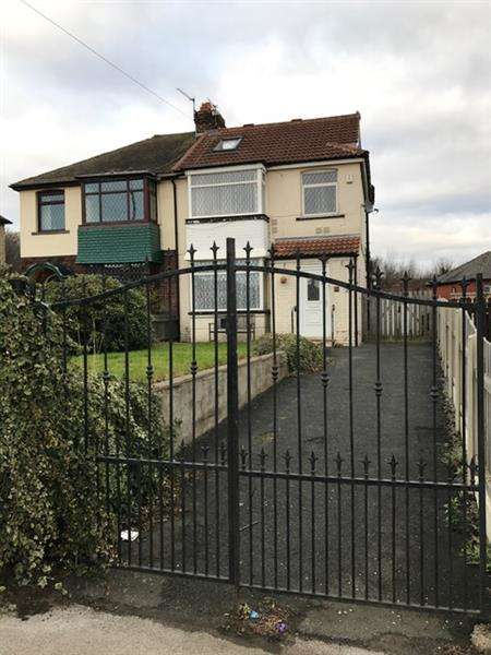 Semi Detached House for sale in Selby Road, Leeds