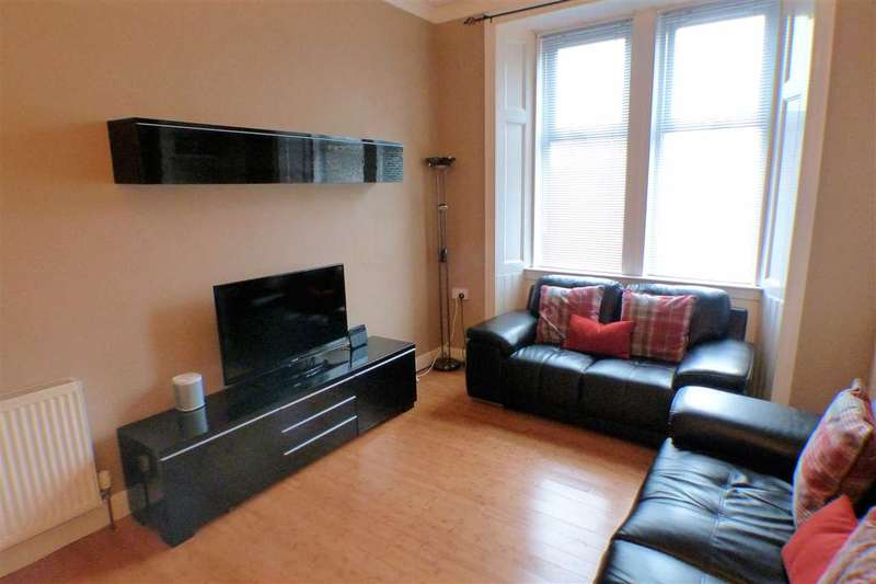 1 Bedroom Apartment Flat for sale in Holmlea Road, GLASGOW