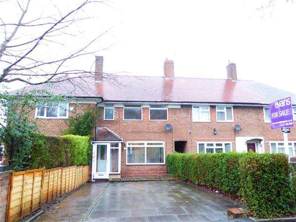 3 Bedrooms Terraced House for sale in Kemberton Road, Weoley Castle, Birmingham