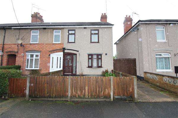 3 Bedrooms End Of Terrace House for sale in Fowler Road, Radford, Coventry