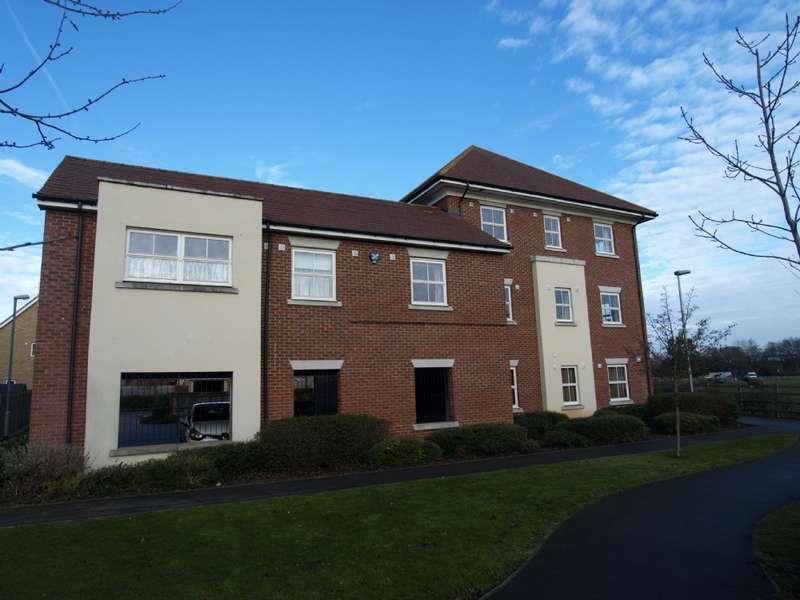 2 Bedrooms Flat for sale in Alder Court, Redhouse Park, Milton Keynes