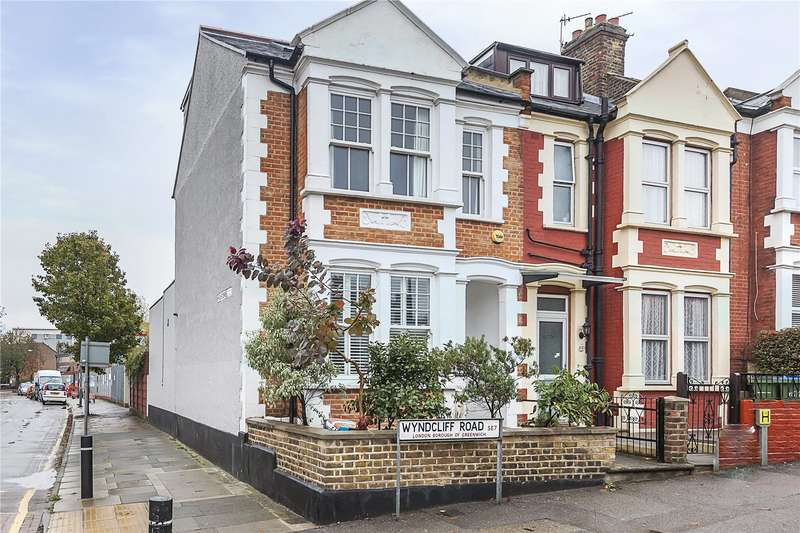 4 Bedrooms House for sale in Wyndcliff Road, London, SE7