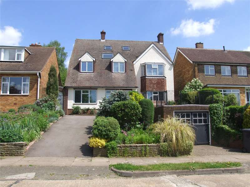 4 Bedrooms Flat for sale in Netherway, St. Albans, Hertfordshire, AL3