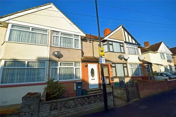 2 Bedrooms Terraced House for sale in Sunningdale Avenue, Hanworth