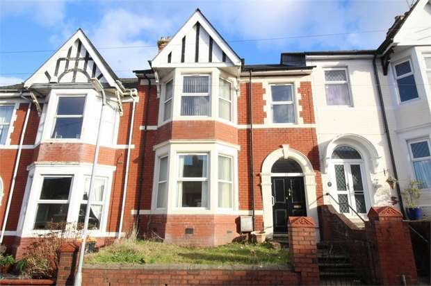 4 Bedrooms Detached House for sale in Richmond Road, NEWPORT