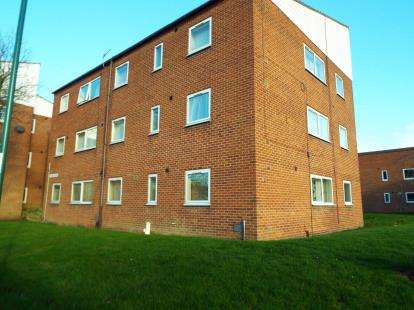 1 Bedroom Flat for sale in Airedale Walk, Nottingham, Nottinghamshire