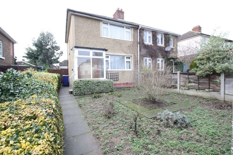 3 Bedrooms Semi Detached House for sale in Aveley Village