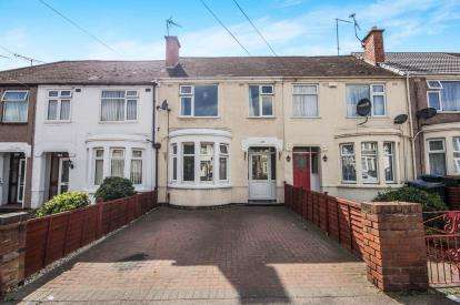3 Bedrooms Terraced House for sale in Cheveral Avenue, Radford, Coventry