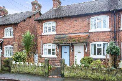 3 Bedrooms End Of Terrace House for sale in Hassall Road, Sandbach, Cheshire
