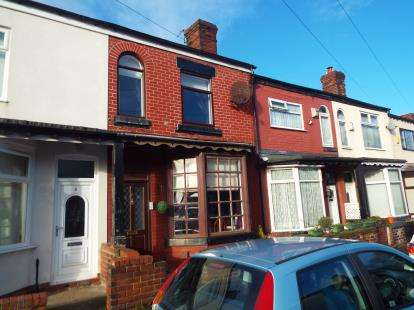 2 Bedrooms Terraced House for sale in Kersal Avenue, Pendlebury, Swinton, Manchester