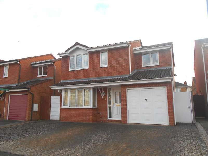 4 Bedrooms Detached House for sale in Mayhew Close, Bromham, Bedfordshire, MK43 8PW