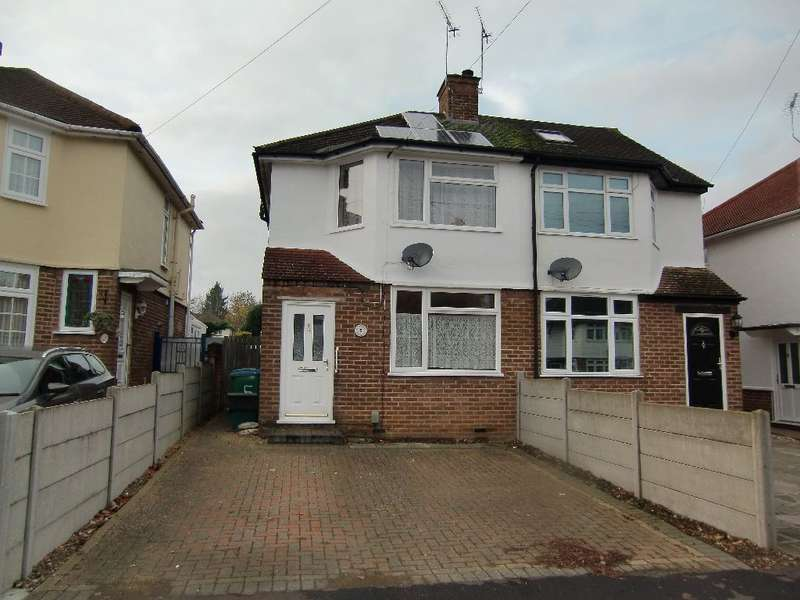 2 Bedrooms Semi Detached House for sale in Orchard Avenue, Watford, Herts