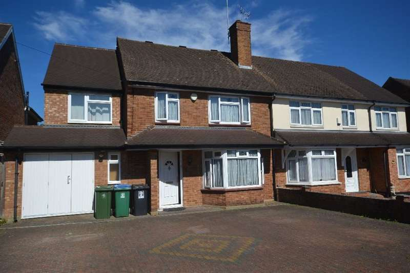 5 Bedrooms Semi Detached House for sale in Westlea Avenue, Watford, Herts