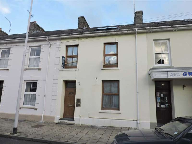 2 Bedrooms Property for sale in Bridge Street, Lampeter