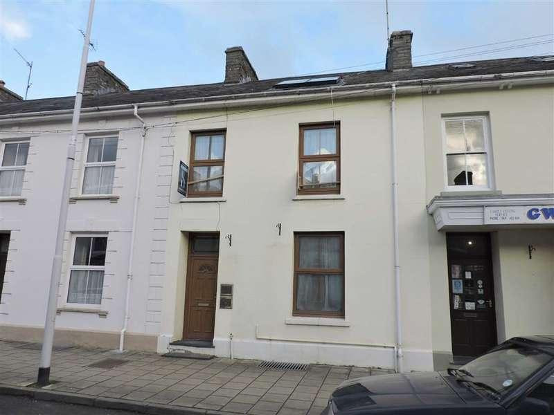 2 Bedrooms Property for sale in Bridge Street, Lampeter