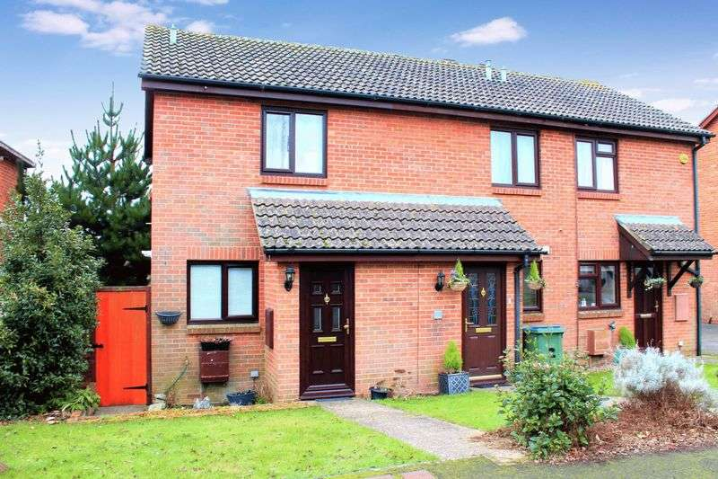 2 Bedrooms House for sale in Coombe Close, Billingshurst