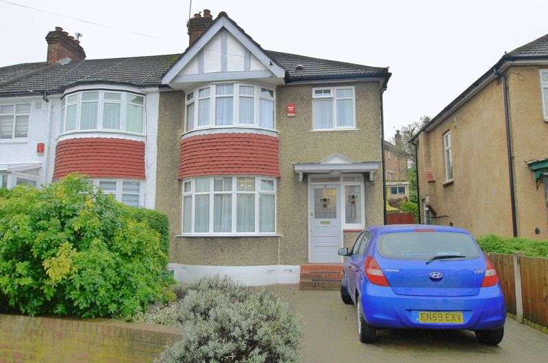 3 Bedrooms Terraced House for sale in Orchard Avenue, London