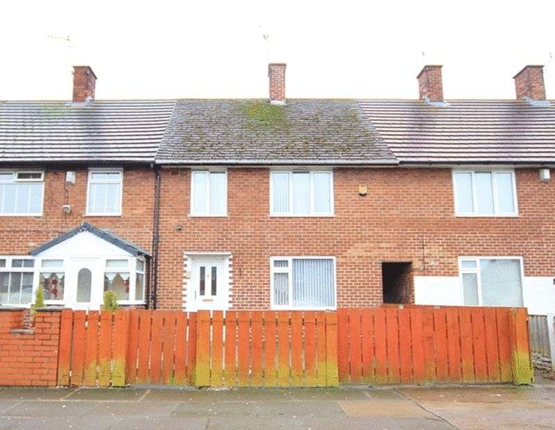 3 Bedrooms Terraced House for sale in Alderwood Avenue, Speke, Liverpool, L24.