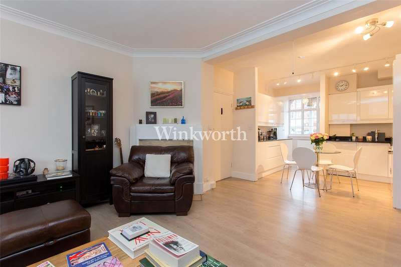 2 Bedrooms Flat for sale in Aylmer Court, Sheldon Avenue, East Finchley, London, N2