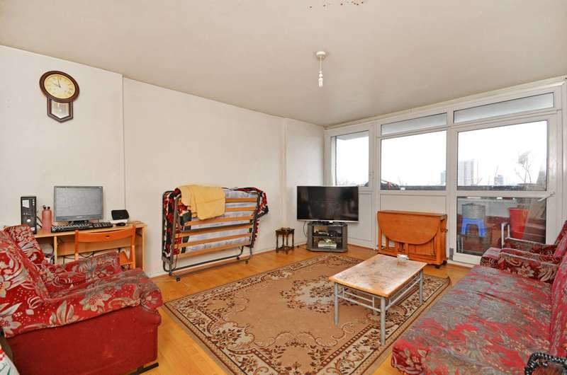 3 Bedrooms Flat for sale in Ingram House, Bow, E3
