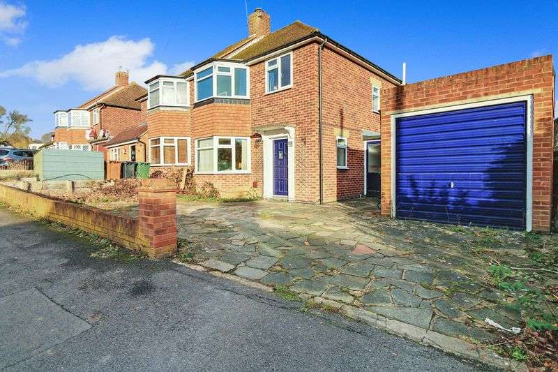 3 Bedrooms Semi Detached House for sale in The Greenway, Epsom. KT18 7JB