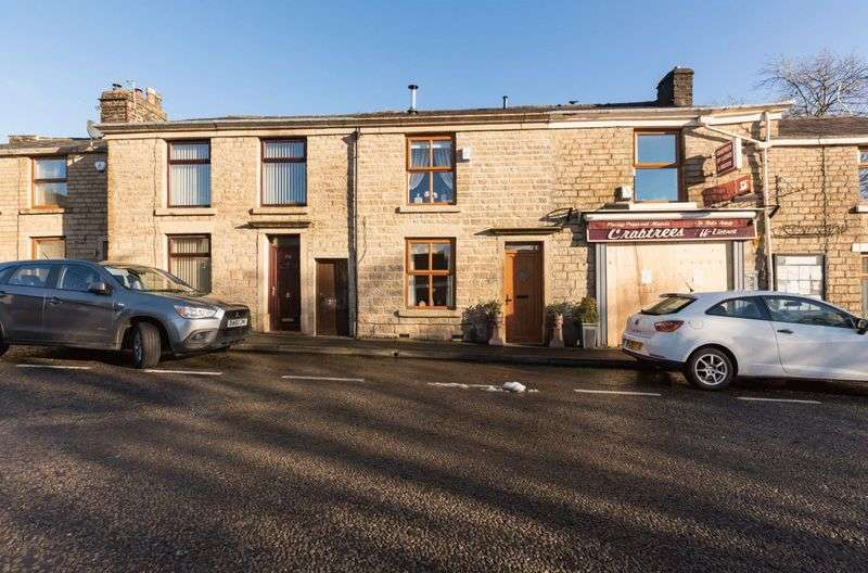 2 Bedrooms Terraced House for sale in Blackburn Road, Bolton
