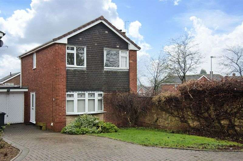 3 Bedrooms Detached House for sale in St Helens Road, Lichfield