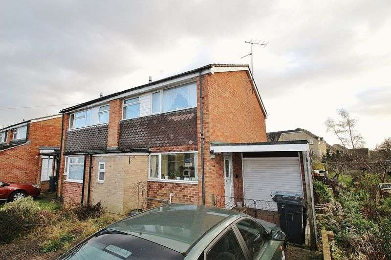 3 Bedrooms Semi Detached House for sale in WITNEY