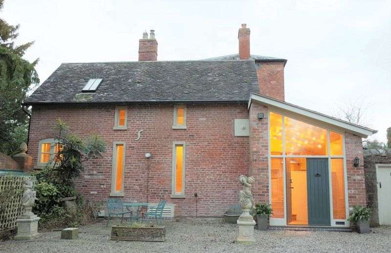 1 Bedroom House for sale in Whitbourne, Teme Valley, Worcestershire/Herefordshire borders