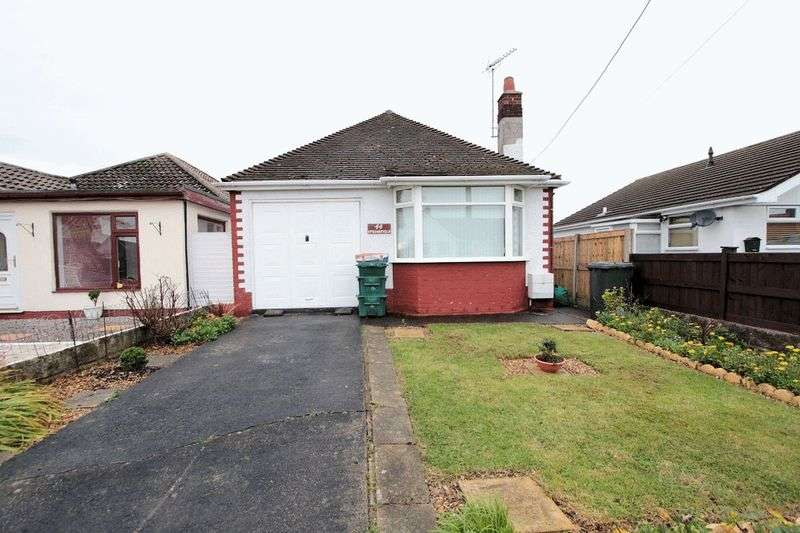 2 Bedrooms Detached Bungalow for sale in St Asaph Avenue, Kinmel Bay
