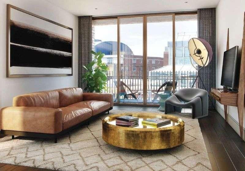 1 Bedroom Flat for sale in 309 Victoria Street,Kings Gate,SW1